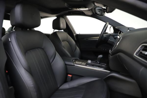 Used 2017 Maserati Ghibli S Q4 for sale $44,900 at Maserati of Westport in Westport CT 06880 22