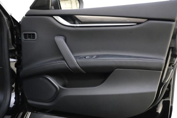Used 2017 Maserati Ghibli S Q4 for sale $44,900 at Maserati of Westport in Westport CT 06880 25