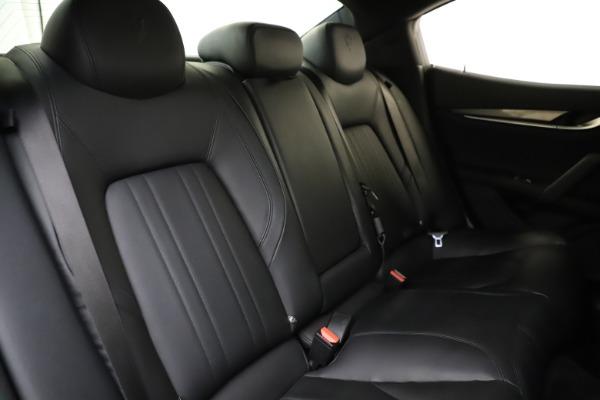 Used 2017 Maserati Ghibli S Q4 for sale $44,900 at Maserati of Westport in Westport CT 06880 26