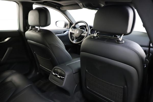 Used 2017 Maserati Ghibli S Q4 for sale $44,900 at Maserati of Westport in Westport CT 06880 28