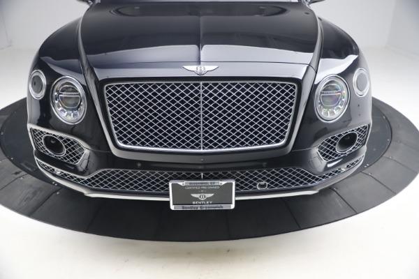 Used 2017 Bentley Bentayga W12 for sale Call for price at Maserati of Westport in Westport CT 06880 14