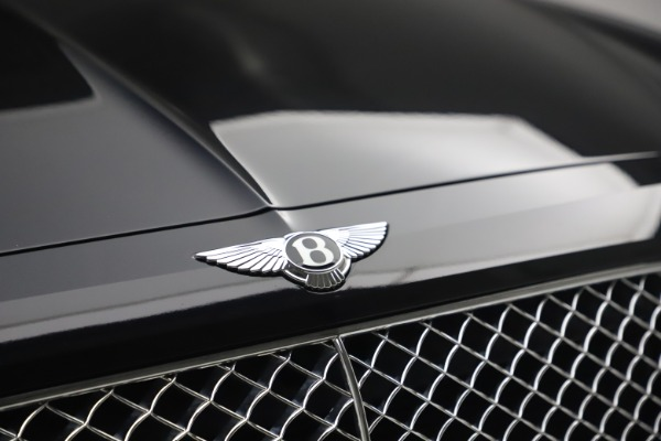 Used 2017 Bentley Bentayga W12 for sale Call for price at Maserati of Westport in Westport CT 06880 15