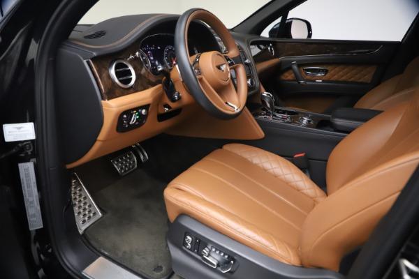 Used 2017 Bentley Bentayga W12 for sale Call for price at Maserati of Westport in Westport CT 06880 18
