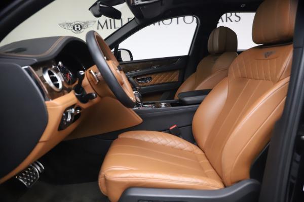 Used 2017 Bentley Bentayga W12 for sale Call for price at Maserati of Westport in Westport CT 06880 19