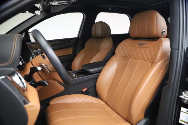 Used 2017 Bentley Bentayga W12 for sale Call for price at Maserati of Westport in Westport CT 06880 20