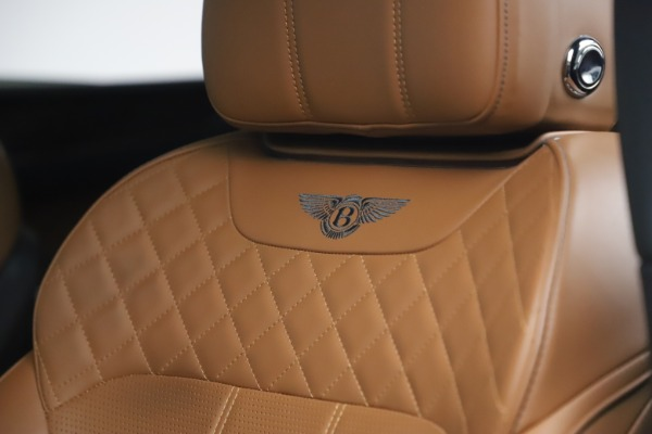 Used 2017 Bentley Bentayga W12 for sale Call for price at Maserati of Westport in Westport CT 06880 21