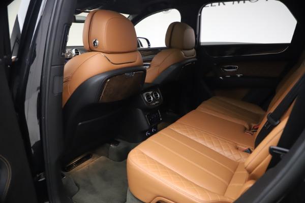 Used 2017 Bentley Bentayga W12 for sale Call for price at Maserati of Westport in Westport CT 06880 22
