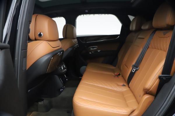 Used 2017 Bentley Bentayga W12 for sale Call for price at Maserati of Westport in Westport CT 06880 23