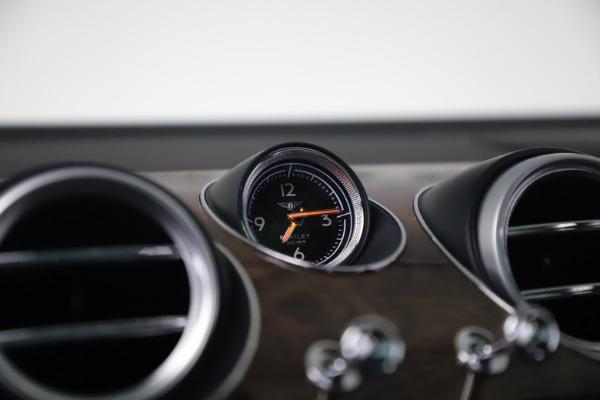Used 2017 Bentley Bentayga W12 for sale Call for price at Maserati of Westport in Westport CT 06880 25