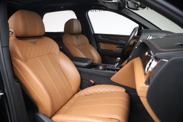 Used 2017 Bentley Bentayga W12 for sale Call for price at Maserati of Westport in Westport CT 06880 28