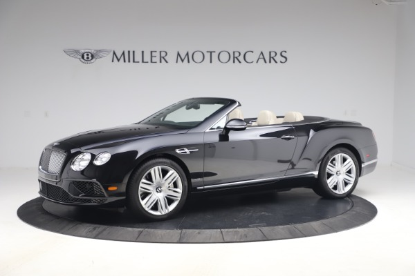 Used 2016 Bentley Continental GT W12 for sale $149,900 at Maserati of Westport in Westport CT 06880 2