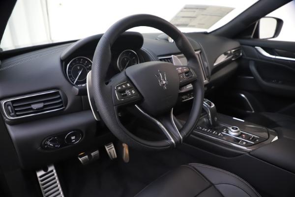 New 2021 Maserati Levante S Q4 GranSport for sale $107,135 at Maserati of Westport in Westport CT 06880 13