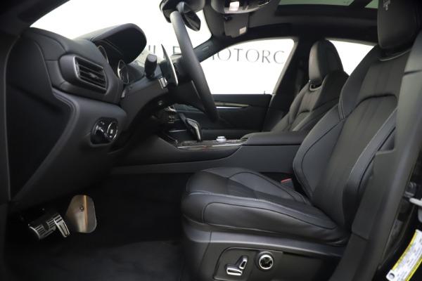 New 2021 Maserati Levante S Q4 GranSport for sale $107,135 at Maserati of Westport in Westport CT 06880 14
