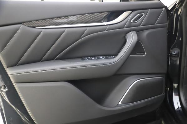 New 2021 Maserati Levante S Q4 GranSport for sale $107,135 at Maserati of Westport in Westport CT 06880 17