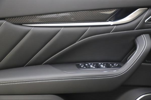 New 2021 Maserati Levante S Q4 GranSport for sale $107,135 at Maserati of Westport in Westport CT 06880 18