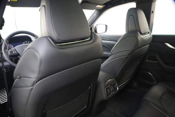 New 2021 Maserati Levante S Q4 GranSport for sale $107,135 at Maserati of Westport in Westport CT 06880 21
