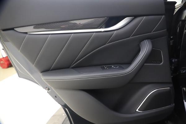 New 2021 Maserati Levante S Q4 GranSport for sale $107,135 at Maserati of Westport in Westport CT 06880 22