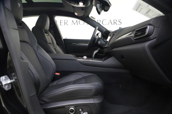 New 2021 Maserati Levante S Q4 GranSport for sale $107,135 at Maserati of Westport in Westport CT 06880 24