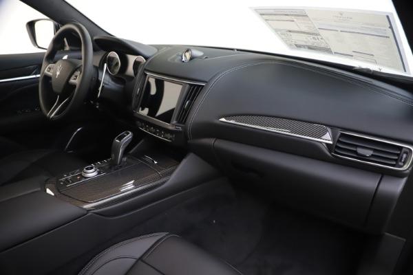 New 2021 Maserati Levante S Q4 GranSport for sale $107,135 at Maserati of Westport in Westport CT 06880 25