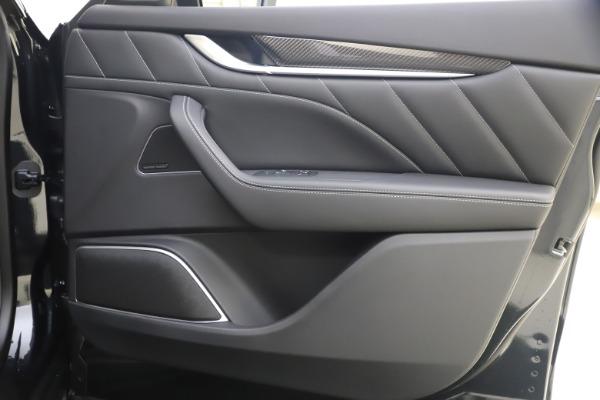 New 2021 Maserati Levante S Q4 GranSport for sale $107,135 at Maserati of Westport in Westport CT 06880 26