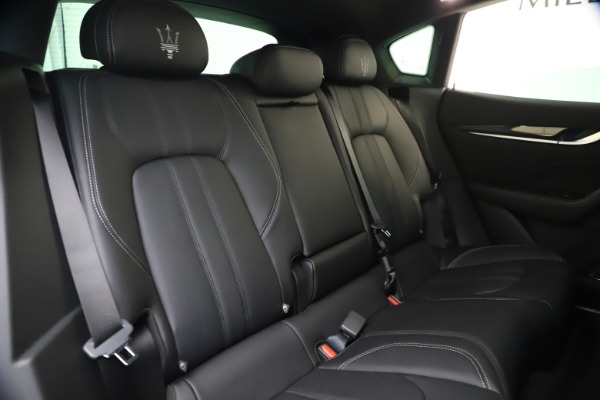 New 2021 Maserati Levante S Q4 GranSport for sale $107,135 at Maserati of Westport in Westport CT 06880 27