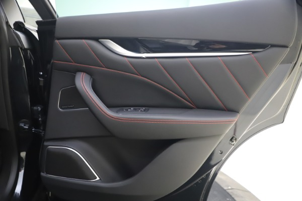 New 2021 Maserati Levante Q4 GranSport for sale $92,485 at Maserati of Westport in Westport CT 06880 18