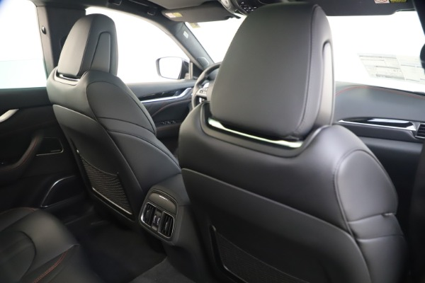 New 2021 Maserati Levante Q4 GranSport for sale $92,485 at Maserati of Westport in Westport CT 06880 21