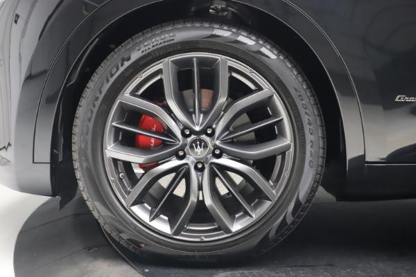 New 2021 Maserati Levante Q4 GranSport for sale $92,485 at Maserati of Westport in Westport CT 06880 26