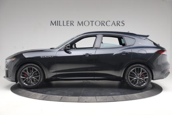 New 2021 Maserati Levante Q4 GranSport for sale $92,485 at Maserati of Westport in Westport CT 06880 3