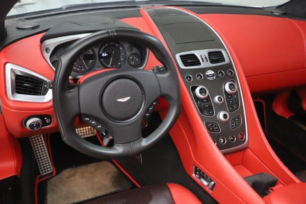 Used 2014 Aston Martin Vanquish Volante for sale $129,900 at Maserati of Westport in Westport CT 06880 21