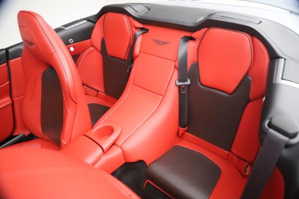 Used 2014 Aston Martin Vanquish Volante for sale $129,900 at Maserati of Westport in Westport CT 06880 24