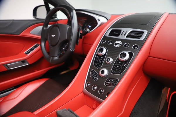 Used 2014 Aston Martin Vanquish Volante for sale $129,900 at Maserati of Westport in Westport CT 06880 25