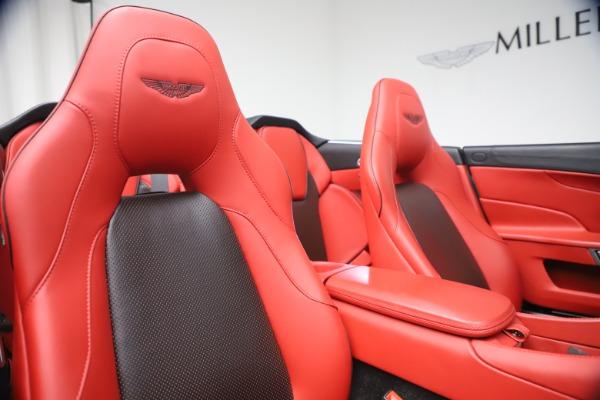 Used 2014 Aston Martin Vanquish Volante for sale $129,900 at Maserati of Westport in Westport CT 06880 26
