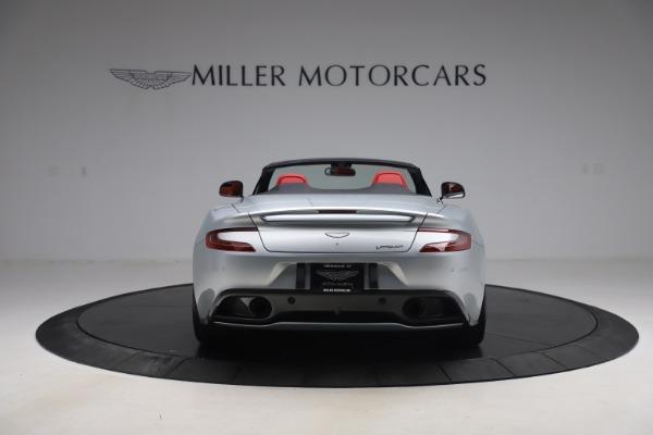 Used 2014 Aston Martin Vanquish Volante for sale $129,900 at Maserati of Westport in Westport CT 06880 5