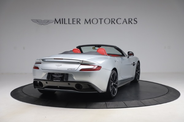 Used 2014 Aston Martin Vanquish Volante for sale $129,900 at Maserati of Westport in Westport CT 06880 6