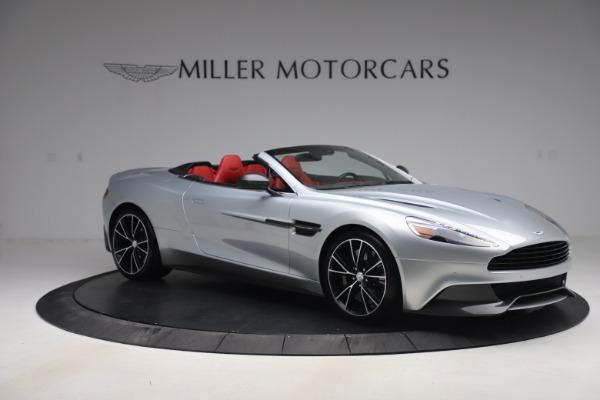 Used 2014 Aston Martin Vanquish Volante for sale $129,900 at Maserati of Westport in Westport CT 06880 9