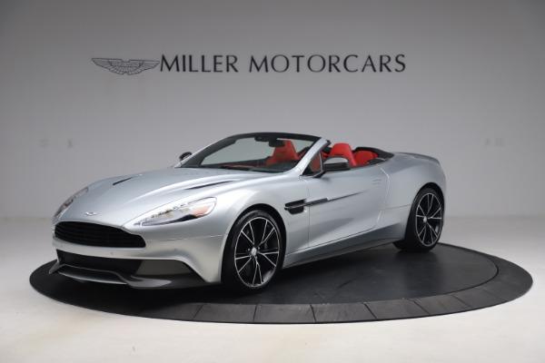 Used 2014 Aston Martin Vanquish Volante for sale $129,900 at Maserati of Westport in Westport CT 06880 1