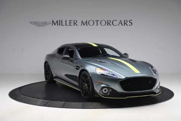 Used 2019 Aston Martin Rapide AMR for sale $187,900 at Maserati of Westport in Westport CT 06880 10
