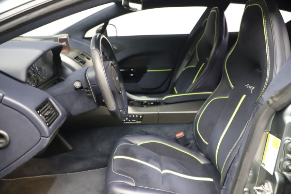 Used 2019 Aston Martin Rapide AMR Sedan for sale $187,900 at Maserati of Westport in Westport CT 06880 12