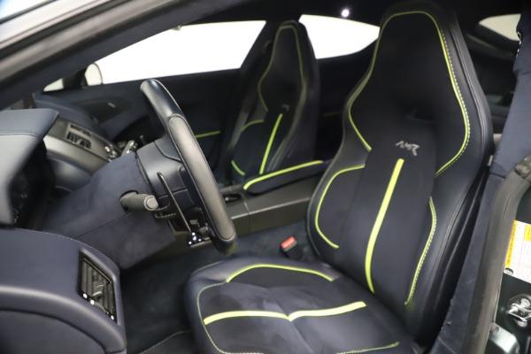 Used 2019 Aston Martin Rapide AMR Sedan for sale $187,900 at Maserati of Westport in Westport CT 06880 14