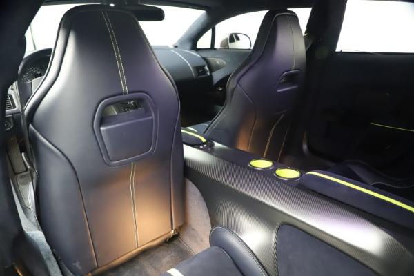 Used 2019 Aston Martin Rapide AMR Sedan for sale $187,900 at Maserati of Westport in Westport CT 06880 18