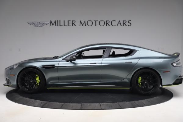 Used 2019 Aston Martin Rapide AMR Sedan for sale $187,900 at Maserati of Westport in Westport CT 06880 2