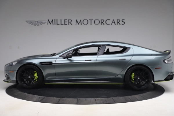 Used 2019 Aston Martin Rapide AMR for sale $187,900 at Maserati of Westport in Westport CT 06880 2