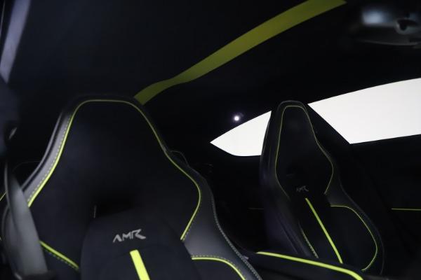 Used 2019 Aston Martin Rapide AMR Sedan for sale $187,900 at Maserati of Westport in Westport CT 06880 23