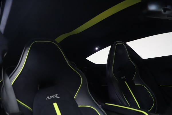 Used 2019 Aston Martin Rapide AMR for sale $187,900 at Maserati of Westport in Westport CT 06880 23
