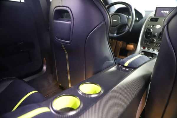 Used 2019 Aston Martin Rapide AMR Sedan for sale $187,900 at Maserati of Westport in Westport CT 06880 25