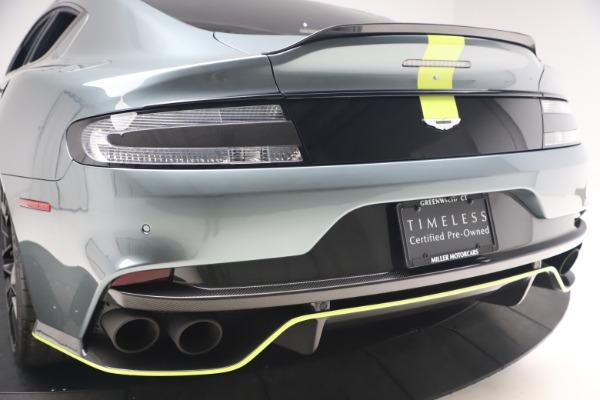 Used 2019 Aston Martin Rapide AMR Sedan for sale $187,900 at Maserati of Westport in Westport CT 06880 26