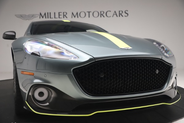 Used 2019 Aston Martin Rapide AMR for sale $187,900 at Maserati of Westport in Westport CT 06880 27