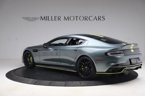 Used 2019 Aston Martin Rapide AMR Sedan for sale $187,900 at Maserati of Westport in Westport CT 06880 3