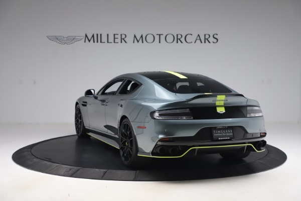 Used 2019 Aston Martin Rapide AMR for sale $187,900 at Maserati of Westport in Westport CT 06880 4